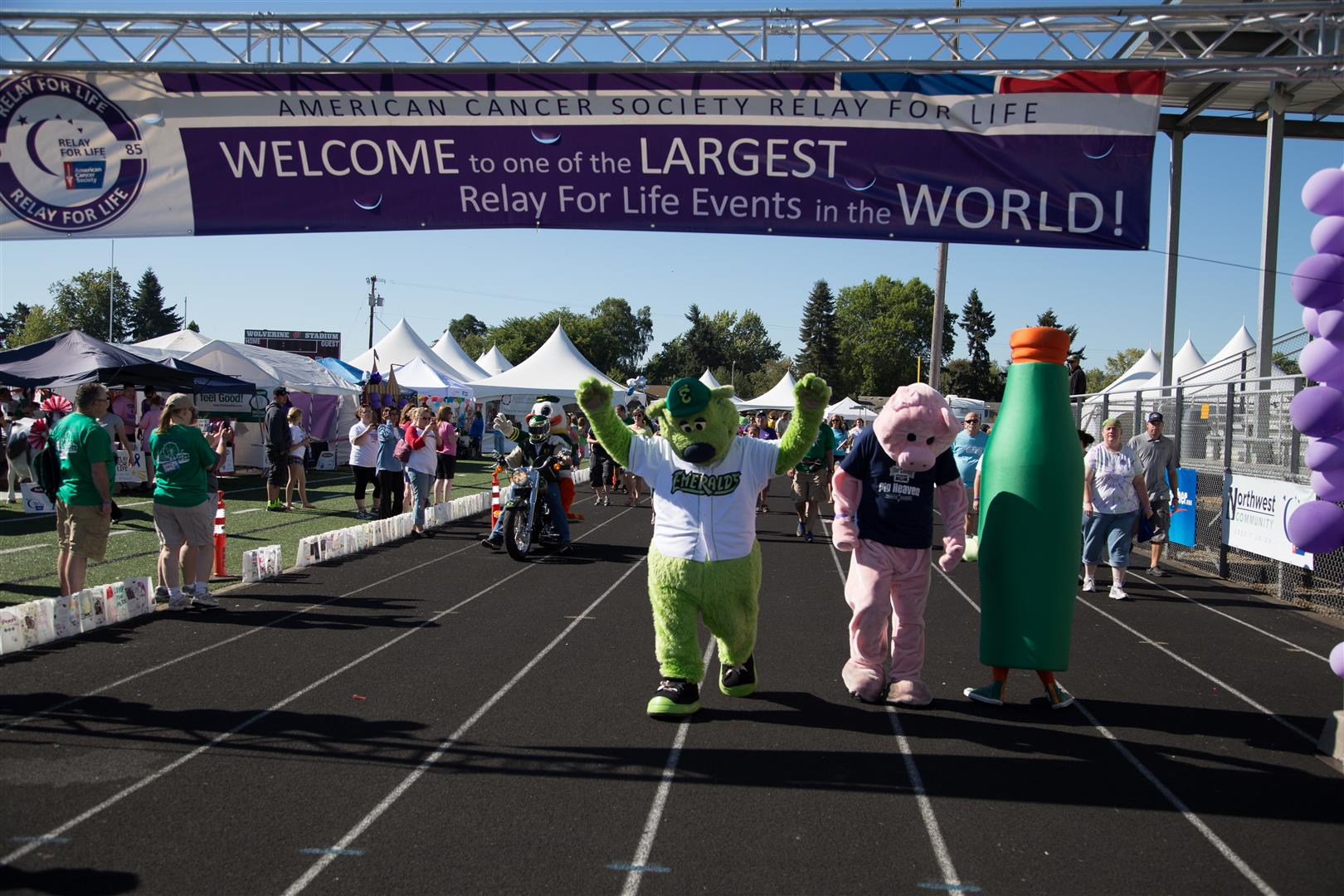 Eugene – Springfield Relay For Life 2011 (13)