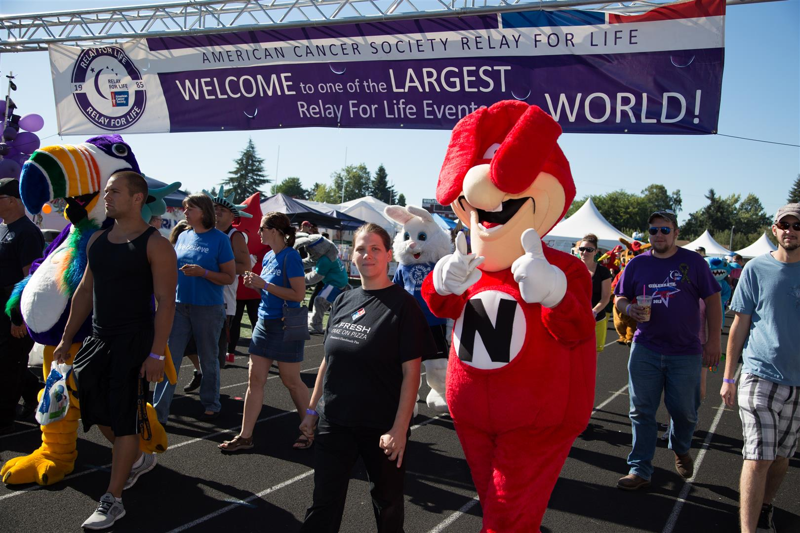 Eugene – Springfield Relay For Life 2011 (15)