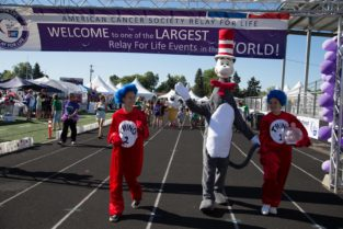 Eugene / Springfield Relay For Life 2012-2013