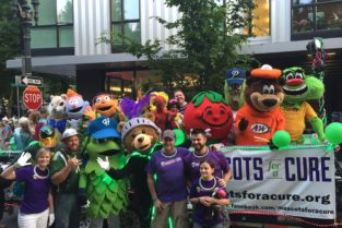 Portland Starlight Parade 2016