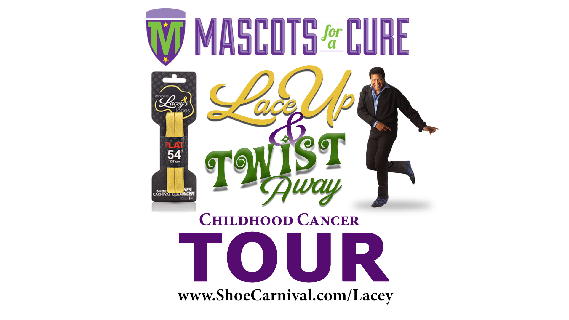 Lace Up And Twist Tour