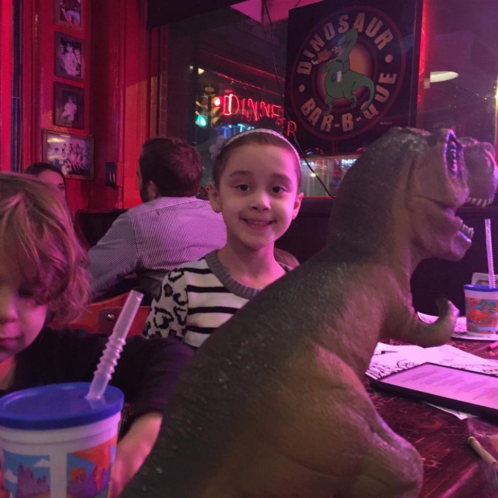 Layla Dinosaur BBQ