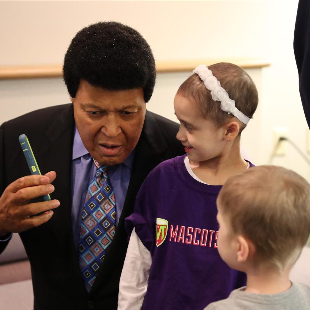 Layla With Chubby Checker