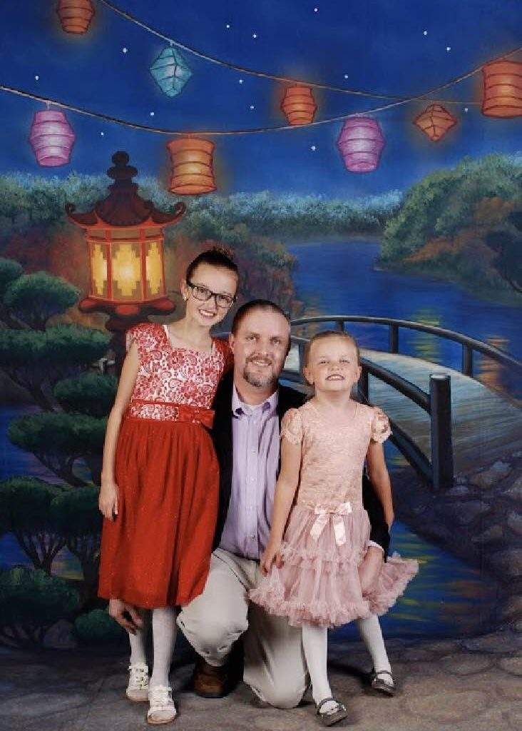 1st annual father daughter dance