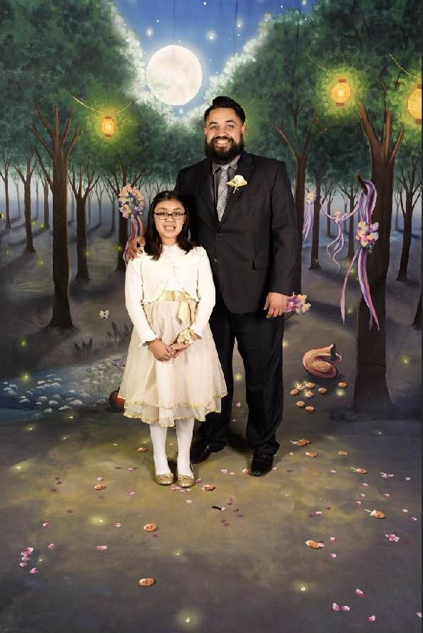 Father and Daughter Dresses