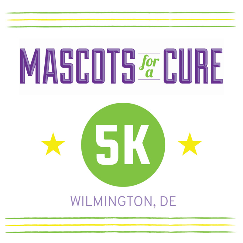 Mascots for a Cure Celebrity 5K